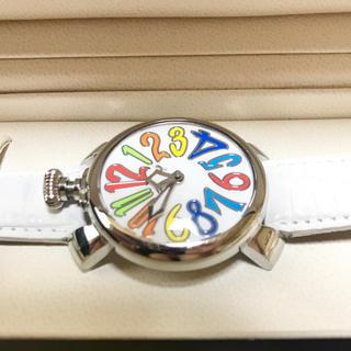 ガガミラノ(GaGa MILANO)のガガミラノ マヌアーレ 40(腕時計(アナログ))