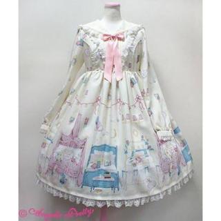 アンジェリックプリティー(Angelic Pretty)のDay Dream Bed(ひざ丈ワンピース)