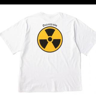 コムデギャルソン(COMME des GARCONS)のゴーシャラブチンスキー Tシャツ 18ss(Tシャツ/カットソー(半袖/袖なし))