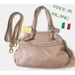 アンドレアロッシ(Andrea Rossi)のAndrea Rossi      実用的2way バッグ  🌟収納袋付き🌟(ハンドバッグ)