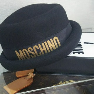 MOSCHINO - MOSCHINO 帽子