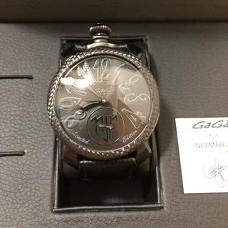 ガガミラノ(GaGa MILANO)のガガミラノネイマールモデル(腕時計(アナログ))
