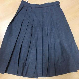 制服 スカート チェック(ミニスカート)