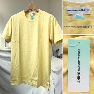 コムデギャルソン(COMME des GARCONS)の2018SS コムデギャルソンシャツ 半袖 背面 ロゴ Tシャツ L  (Tシャツ/カットソー(半袖/袖なし))