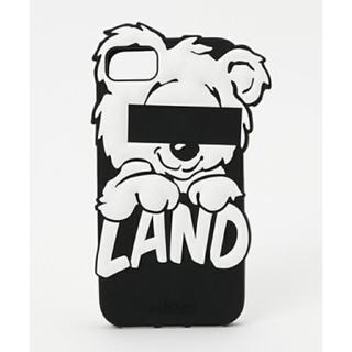 ミルクボーイ(MILKBOY)のmilkboy land iphoneケース スマホケース くま bear(iPhoneケース)