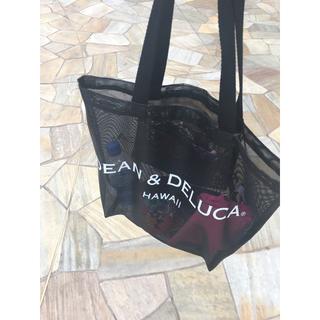 DEAN & DELUCA - ハワイ ディーンアンドデルーカ メッシュ 黒
