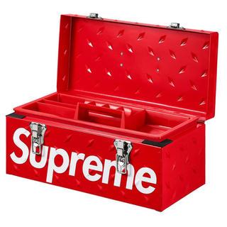 シュプリーム(Supreme)のSupreme 18fw tool box 赤(オフィス収納)