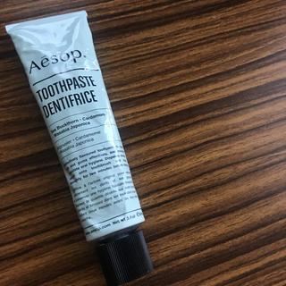 イソップ(Aesop)のAesop toothpaste/イソップ 歯磨き粉(歯磨き粉)