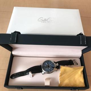 ガガミラノ(GaGa MILANO)のガガミラノ 時計(腕時計(アナログ))