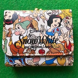 シマムラ(しまむら)の(●⁰∀⁰●) ★白雪姫 ミニウォレット 財布★しまむら(財布)