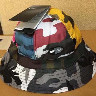 ナイキ(NIKE)の送込 S/M NIKE ERDL PARTY BUCKET HAT ハット 帽子(ハット)