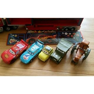 ディズニー(Disney)のカーズ 5台セット(ミニカー)