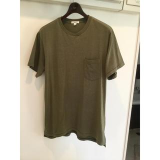 エンジニアードガーメンツ(Engineered Garments)のEngineered garments Tシャツ L(Tシャツ/カットソー(半袖/袖なし))