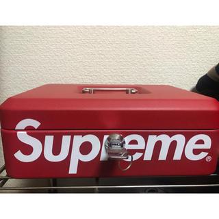 Supreme - 17FW Supreme Lock Box シュプリーム ロック ボックス鍵付き
