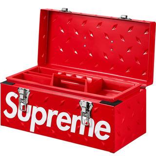 Supreme - supreme Diamond Plate Tool Box 工具箱 ツール