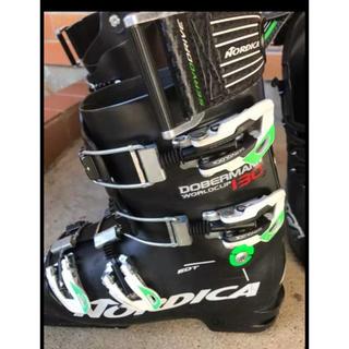 ノルディカ(NORDICA)のノルディカ スキーブーツ ドーベルマン WC EDT130 選手用(ブーツ)