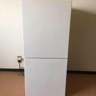 MUJI (無印良品) - 無印良品 冷蔵庫