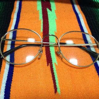 ビームスボーイ(BEAMS BOY)のノーアイディア   丸眼鏡(サングラス/メガネ)
