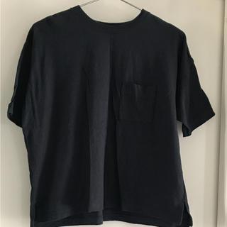 MUJI (無印良品) - 無印良品 ポケット付きTシャツ