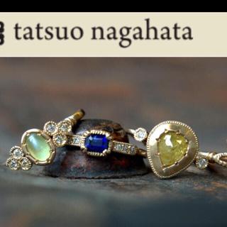 アッシュペーフランス(H.P.FRANCE)のtatsuo nagahata  イエローダイヤモンド リング(リング(指輪))