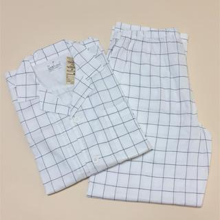 MUJI (無印良品) - 無印良品 パジャマ 長袖