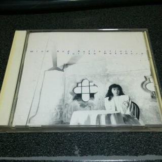 CD「中村由利子/風の鏡」87年盤 ソロピアノ(ヒーリング/ニューエイジ)