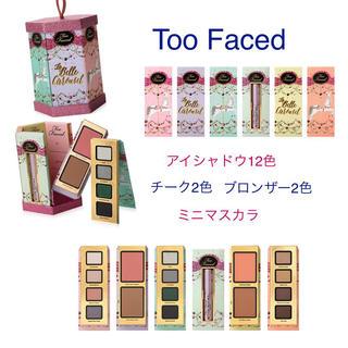 トゥフェイス(Too Faced)の海外コスメ 日本未発売 メイクボックス(その他)