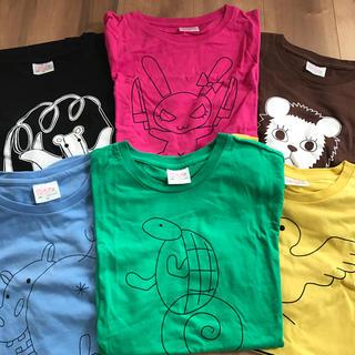 シマムラ(しまむら)の【ガールズ&パンツァー】しまむら コラボ Tシャツ LLサイズ(その他)