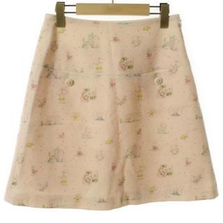 franche lippee - フランシュリッペ  ディズニー ダンボ スカート Disney コラボ