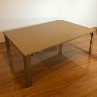 ニトリ - ニトリ折りたたみ式 簡易テーブル
