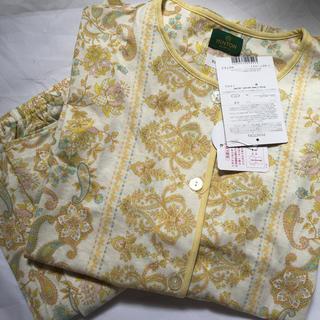 Wacoal - タグ付き 新品未使用 ワコール ミントン パジャマ 半袖 8分丈 幅広い年代に!