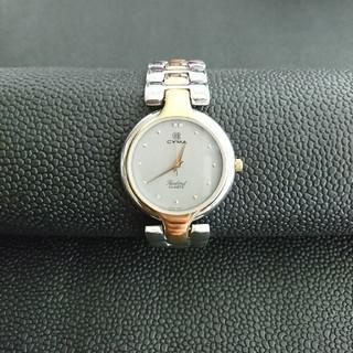 シーマ(CYMA)のCYMA クォーツ メンズ腕時計(腕時計(アナログ))