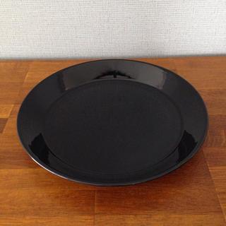 イッタラ(iittala)のiittala TEEMA イッタラ ティーマ プレート 皿 23cm 黒(食器)