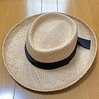 Maison de Reefur - メゾンドリーファー ラフィア帽子