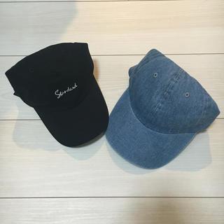 RAGEBLUE - 帽子二個セット🎩