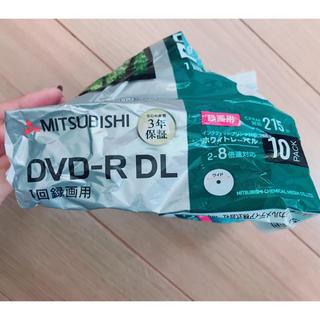 ミツビシ(三菱)のDVD―R DL 10枚(その他)