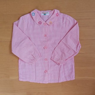 ミキハウス(mikihouse)のミキハウス 100サイズシャツ(ブラウス)
