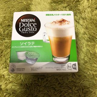 Nestle - ドルチェグスト ソイラテ