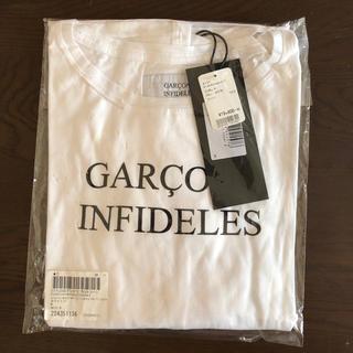 サンローラン(Saint Laurent)の新品未開封 Garcons Infideles ロンT(Tシャツ/カットソー(七分/長袖))