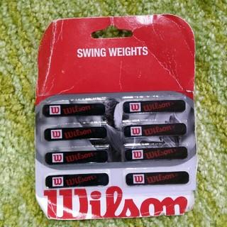 ウィルソン(wilson)のスイングウェイト調整鉛テープ(ウィルソン)(その他)