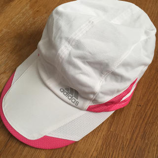 アディダス(adidas)のadidasメッシュ帽子(キャップ)