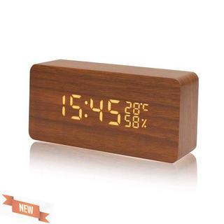 目覚まし時計 Pushingbest めざまし時計 大音量 置き時計