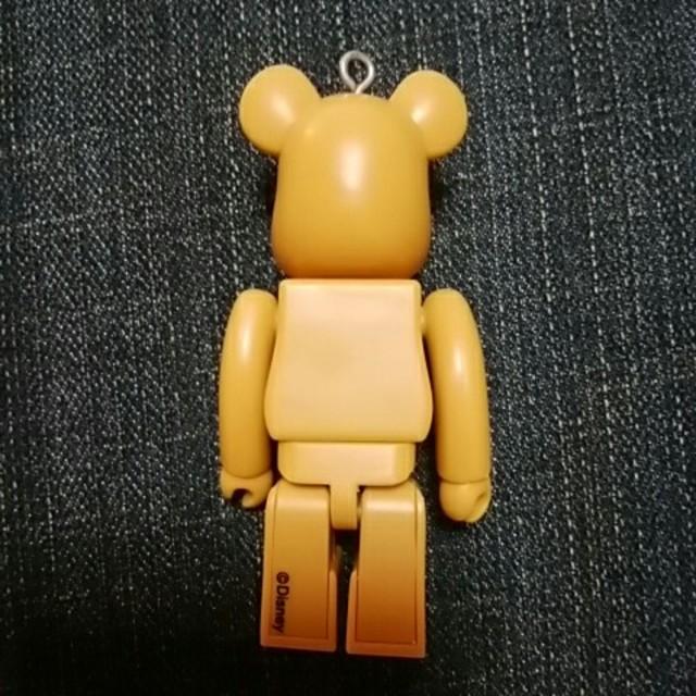 Disney(ディズニー)のベアブリック ミッキーマウス ジンジャークッキーVer. エンタメ/ホビーのフィギュア(その他)の商品写真