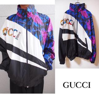 Gucci - ❤️希少【GUCCI】logo nylon blouson