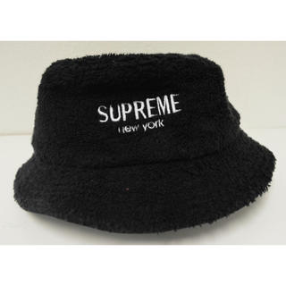 def9f5fc5f8 シュプリーム(Supreme)のsupreme Terry Crusher hat black s-m バケット(ハット)