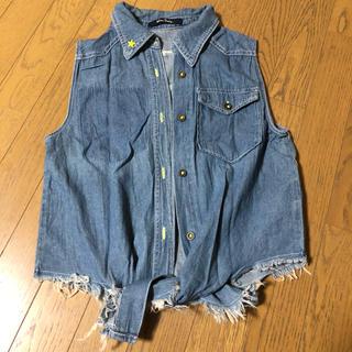 ネオンソーダ(Neon Soda)のノースリーブシャツ(シャツ/ブラウス(半袖/袖なし))