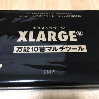 エクストララージ(XLARGE)のXLARGE® エクストララージ 万能10徳マルチツール(その他)