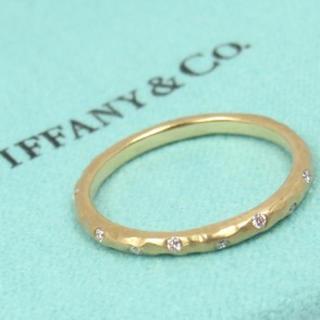 ティファニー(Tiffany & Co.)のティファニー パロマピカソ  ゴールド&ダイヤリング(リング(指輪))