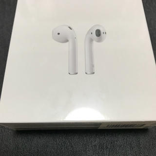 Apple - Apple AirPods エアーポッズ 正規品 送料込