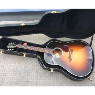 ギブソン(Gibson)のGibson J-45 アコギ エレアコ (ピックアップ搭載)(アコースティックギター)